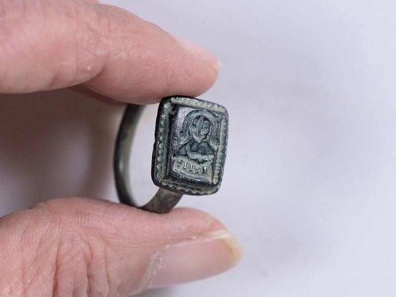 St. Nicholas ring