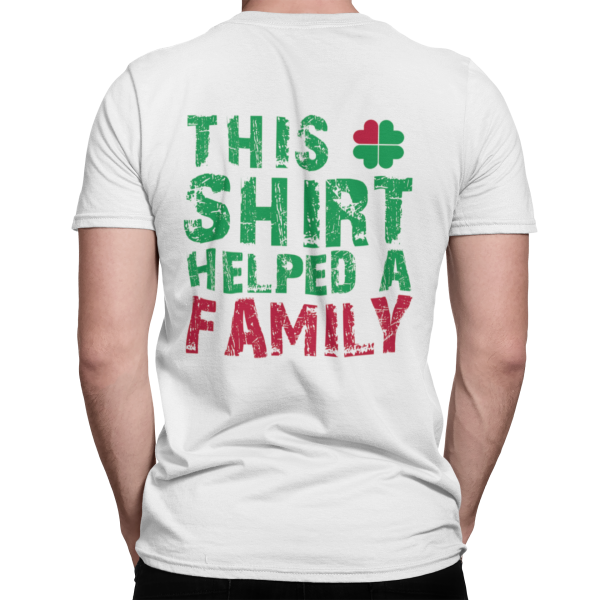 This Shirt Helped A Family