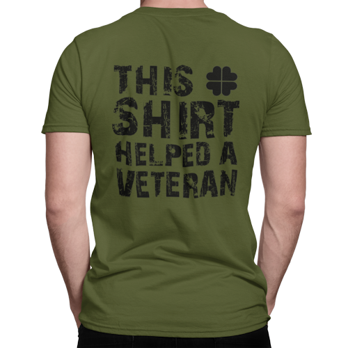 This Shirt Helped A Veteran
